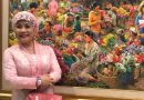 Halimah Perempuan Yang Mencintai Seni Budaya Indonesia