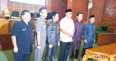 Sidang Paripurna DPRD Depok Setujui 10 Propemperda Tahun 2020