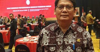 Sekda Kota Depok Hadiri Rapat Koordinasi Penyederhanaan Birokrasi Kementerian/Lembaga