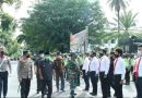 Kapolda Jabar Pimpin Langsung Gelar Apel Pasukan Operasi Lalin Lodaya 2020 Di Halaman Gedung Sate Bandung