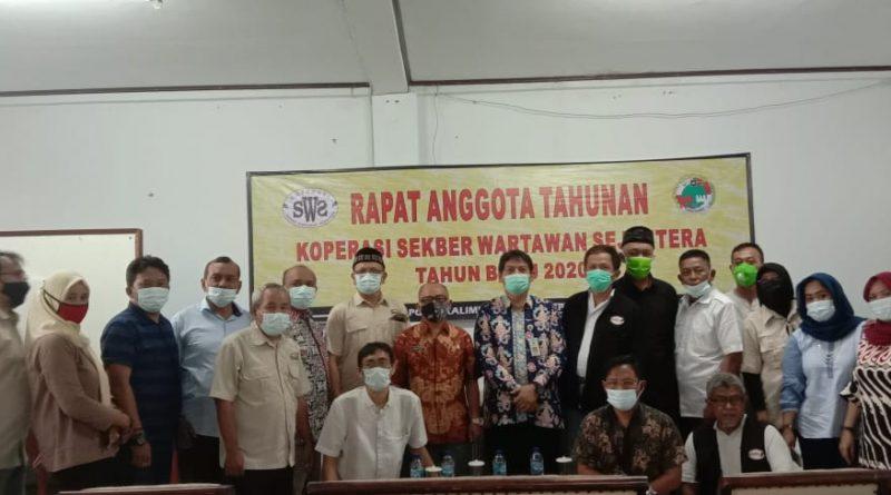 Koperasi SWS Gelar RAT Dibuka Oleh Sekda Kota Depok