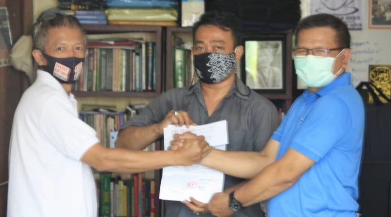 Sekber Wartawan Kota Depok Terima SK, Resmi Gabung dengan SWI